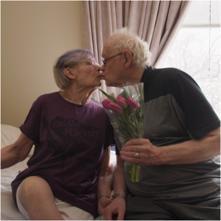 Love The Last Chapter Dominque Keller Ageism Seniors Canada Documentary Publicity Still